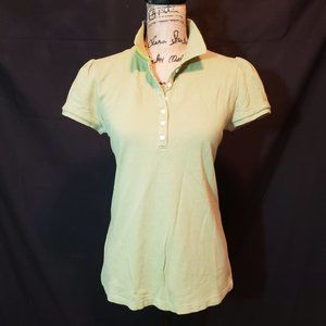 Old Navy Stylish Sage Green Polo